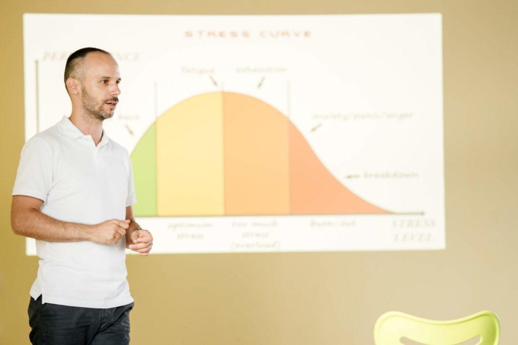 Viktor Schiller zakladateľ BASE systemu, programu naelimináciu stresu avyhorenia